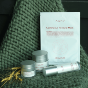 AAPE Continuous Renewal Mask