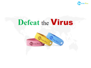 Defeat the Virus Band