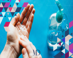 Types of hand cleansers